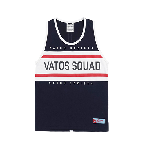 RUGBY SLEEVELESS NAVYSOLD OUT