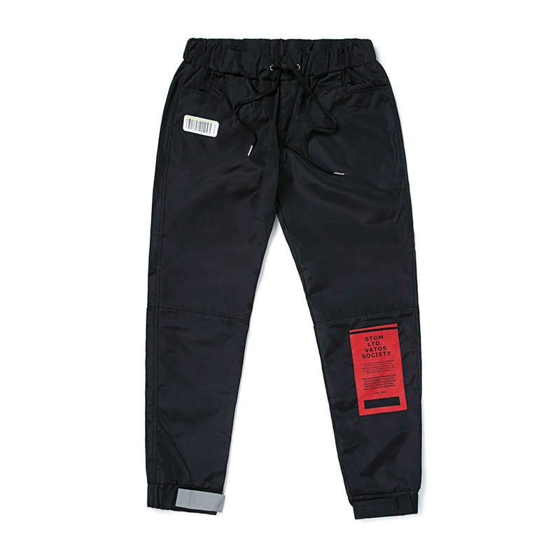 TIGER BENDING JOGGER PANTS BLACKSOLD OUT