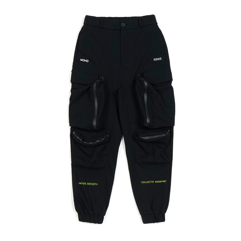 STIGMA X MOHO 6-POCKET JOGGER PANTSSOLD OUT