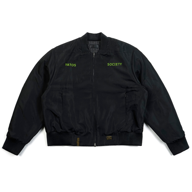 STIGMA X MOHO REVERSIBLE ZIP-UP JUMPER