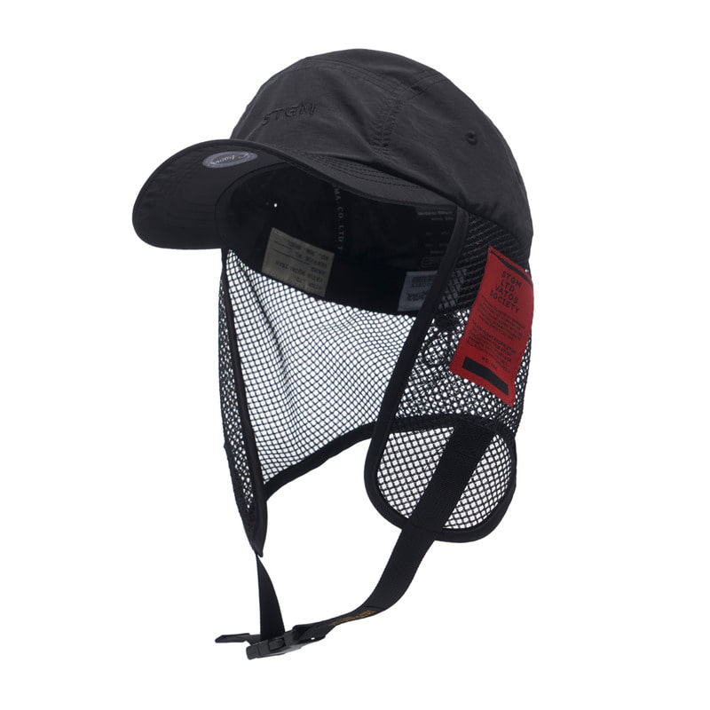 STGM FISHING CAP BLACKSOLD OUT