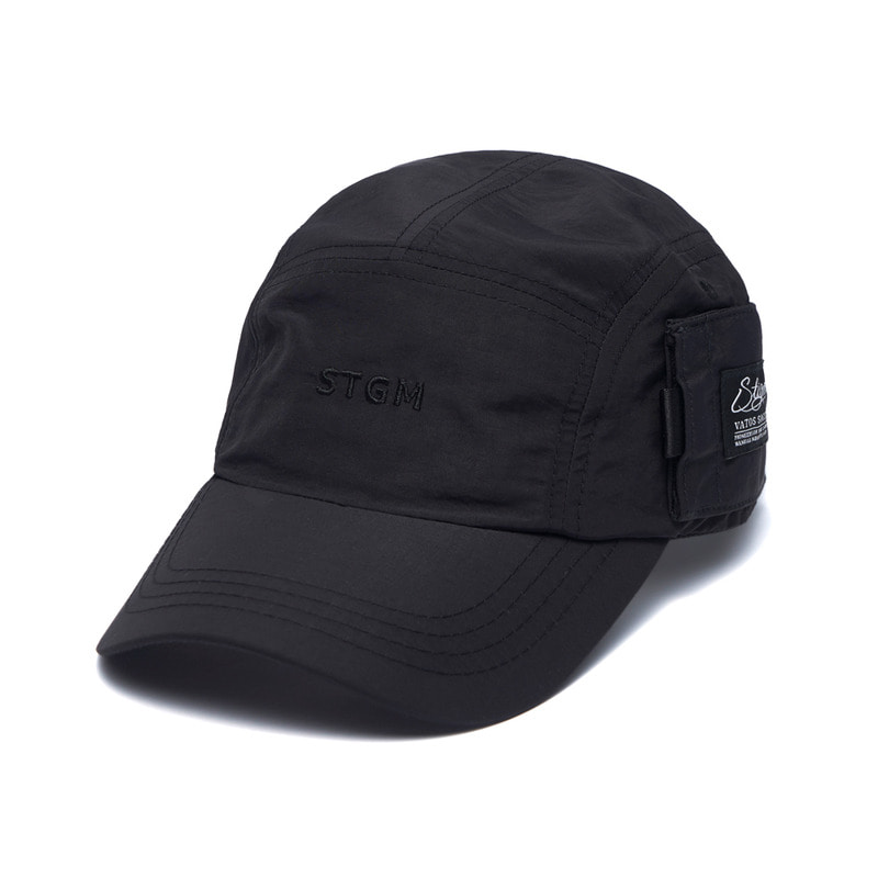 STGM POCKET CAMP CAP BLACKSOLD OUT