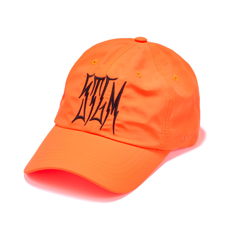 HLT BASEBALL CAP NEON ORANGE