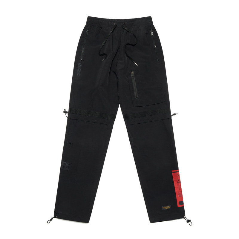 S TECH JOGGER PANTS BLACK