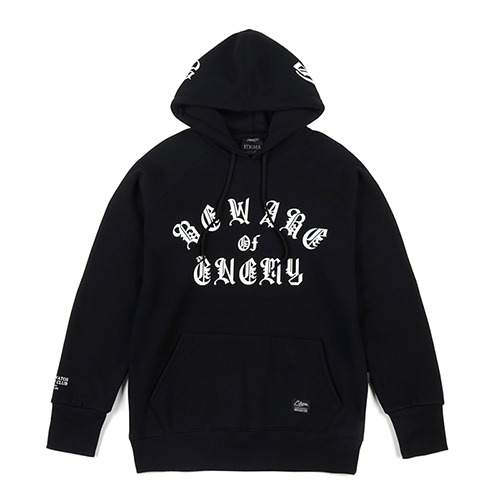 BOE HOODIE BLACKSOLD OUT